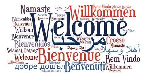 Benvenuti!